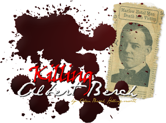 Killing Albert Berch Mobile Logo